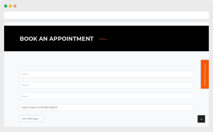 appointment nolemons